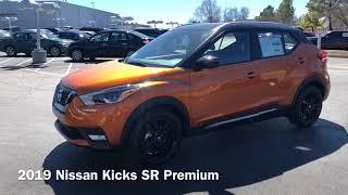 2019 Nissan Kicks Sr Premium