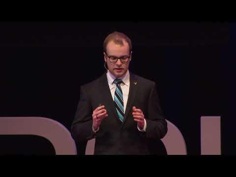 Teaching Old Industries New Tricks | Meade Lewis | TEDxPSU