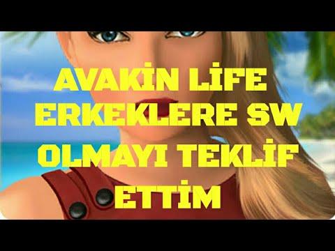ERKEKLERE SW OLALIM DEDİM.(Şaka Videosu)