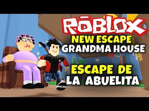 escape de la abuelita roblox new escape grandma s house obby Escape De La Abuelita Roblox New Escape Grandma S House Obby Youtube