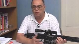 Документальный сериал Оружие ХХ века - Снайперская винтовка Драгунова