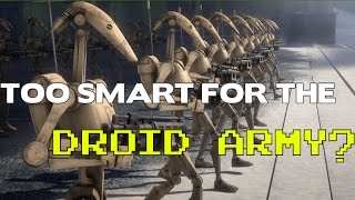 5 'Over-Qualified' Battle Droids