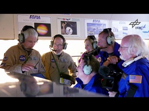 Lehrermitflüge An Bord Der Fliegenden Sternwarte SOFIA