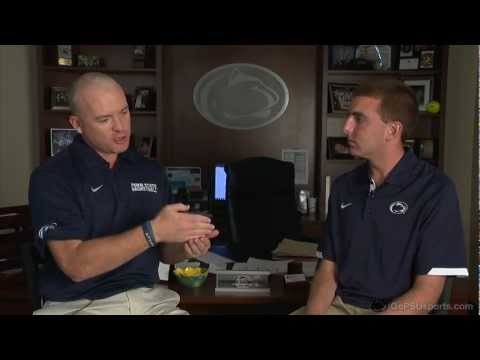 GoPSUsports.com Interview with Head Coach Patrick Chambers (Part 1)