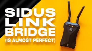 Aputure's Sidus Link Bridge Has One Tiny Quirk