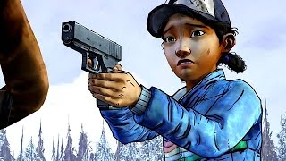 The Walking Dead Game Season 2 Finale - Episode 5 - No Going Back - Trailer [My Clementine]