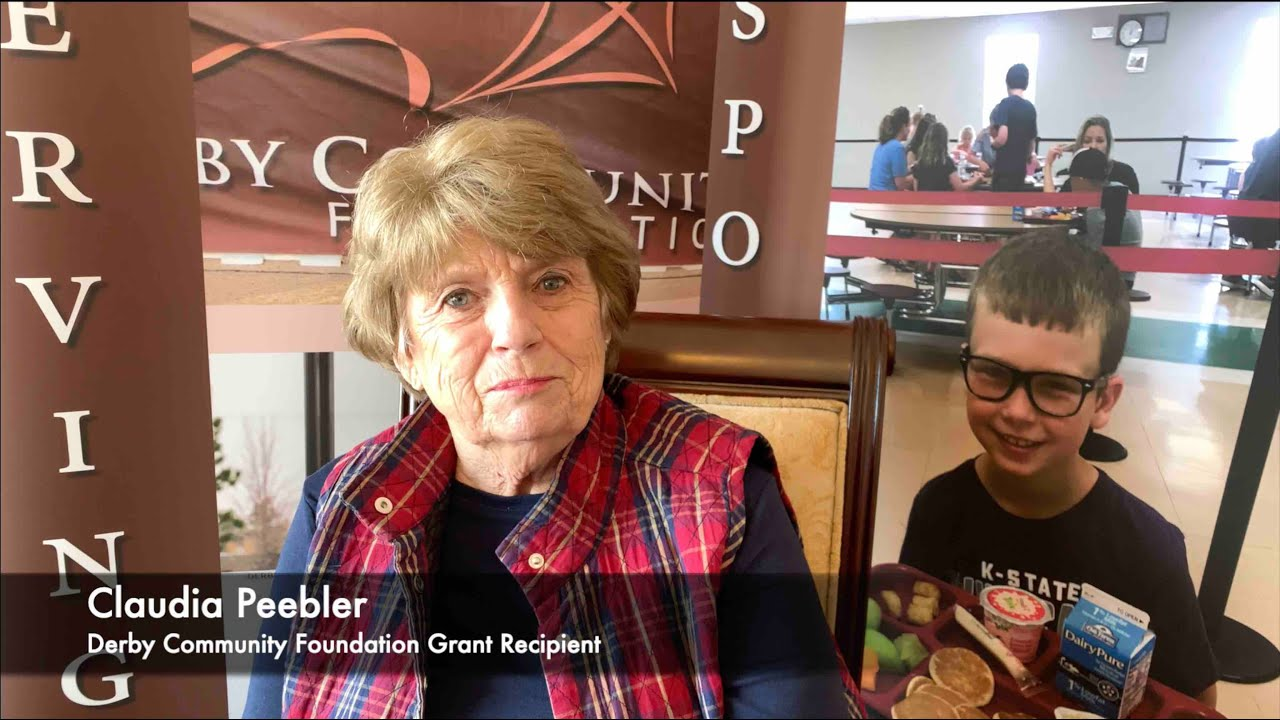 Learn how Derby Community Family Services Benefited from our Grant Program