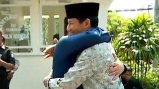 Download Video Pelukan Persahabatan Sandiaga dan Erick Thohir MP3 3GP MP4