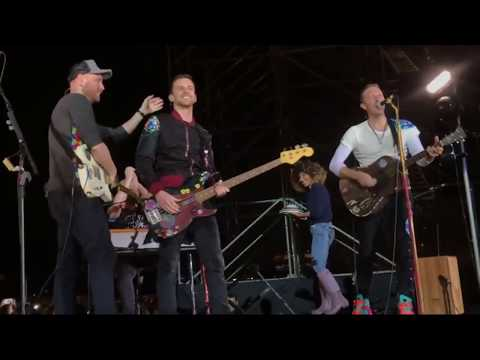 Coldplay A Head Full Of Dreams Highlights