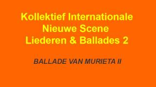 Internationale nieuwe scene. Liederen & ballades