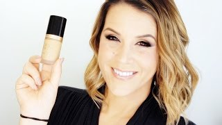 TOO FACED Born This Way Foundation :  FIRST IMPRESSIONS