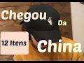 CHEGOU DA CHINA 12 ITENS ALIEXPRESS