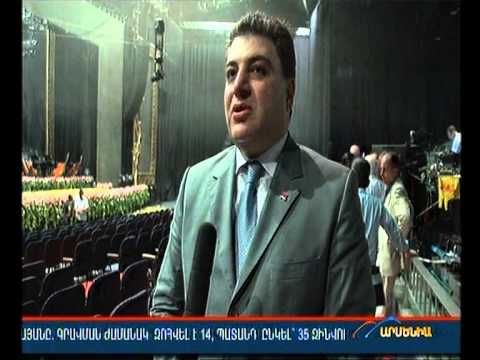 KOHAR Concerts in South America 2012 - TV Reportage 1
