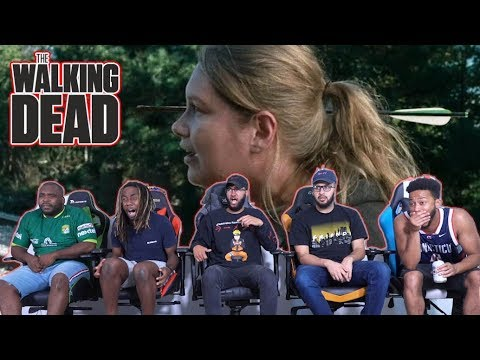 "The Walking Dead Season 6 Episode 14 ""Twice As Far"" Reaction/Review"