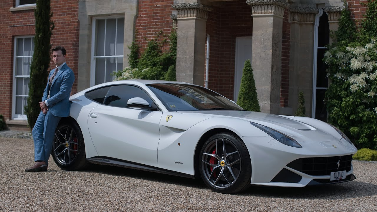living with a ferrari f12 berlinetta | ferrari f12 review - youtube