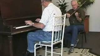 Kiss Me Waltz - Howard Marshall, fiddle, Musial Wolfe, piano