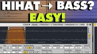 How To Turn ANY Sound Into The Perfect BASS Synth