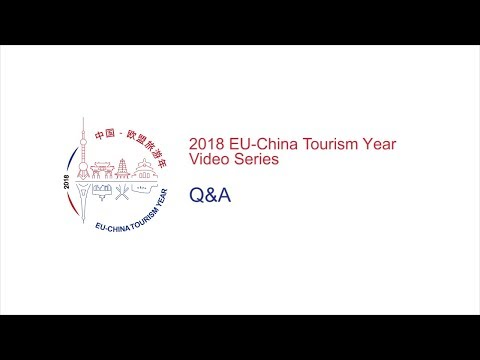 World Bridge Tourism Webinar 2 Q&A | 2018 EU-China Tourism Year Video Series