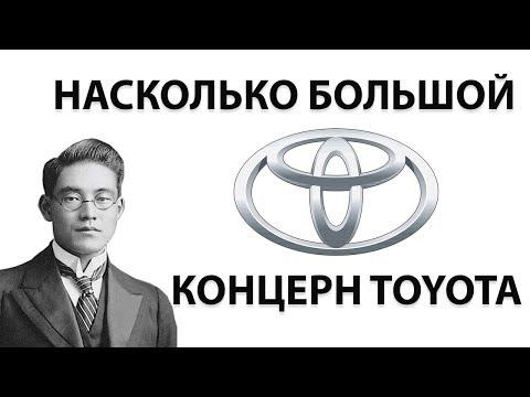 Насколько большой концерн Toyota (20% Tesla Motors принадлежало Toyota)