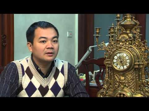 VTC Nét Hà Thành: Thú chơi đồng hồ cổ