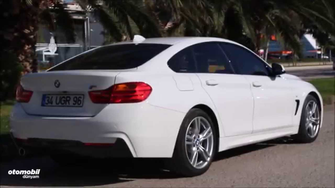 Test Bmw 418i Gran Coupe Youtube