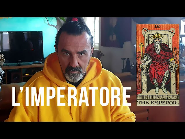 4 / L'Imperatore, l'uomo al (tele)comando!!
