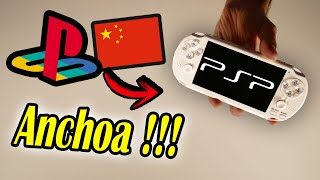 Sony PSP CLON por 25 euros!!! - PAP - el FAKE CHINO de la PlayStation Portable
