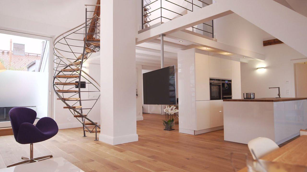 faszination wohnen engel v lkers exklusiv in berlin und m nchen youtube. Black Bedroom Furniture Sets. Home Design Ideas