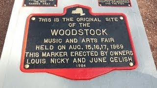 Day Odyssey Series: Ride to the Woodstock Site! (Bethel NY)