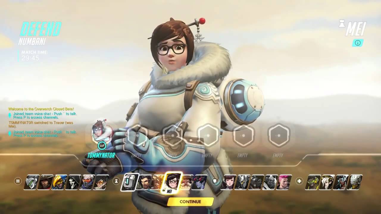 Overwatch Xxx Mei Compilation - Porn Pictures-5420