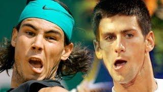 Nadal vs Djokovic - The most animalistic rallies of 2007