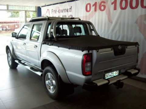 2010 NISSAN NP300 HARDBODY 2.5TDI DOUBLE CAB HI-RIDER Auto For Sale On Auto Trader South Africa