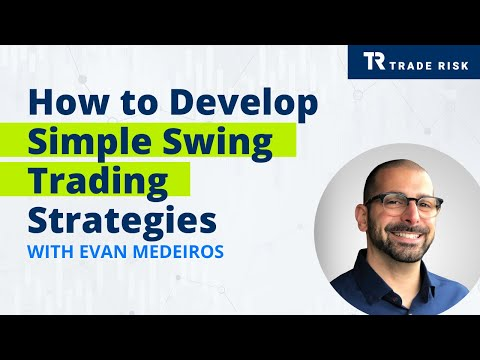 How to Develop Simple Swing Trading Strategies - YouTube