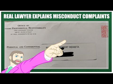 Rekieta Law on Lawyer Misconduct and Pretty Wallpaper
