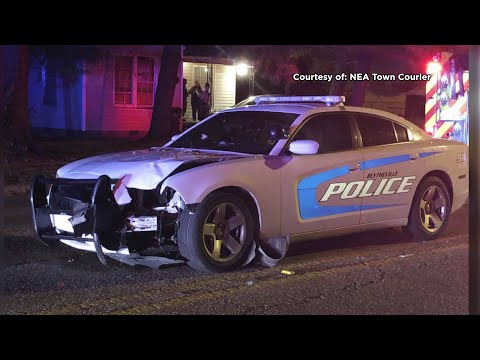 Motorcyclist Killed In Collision With Arkansas Officer