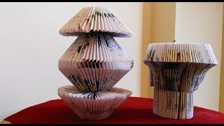 The best way to make a wonderful decoration of paper