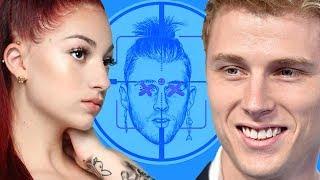 Danielle Bregoli Defends Machine Gun Kelly After Eminem KillShot Diss In New Video   Hollywoodlife