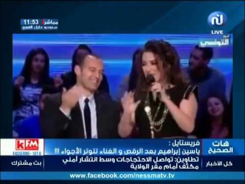 فري ستايــل : ياسين إبراهيم بعد الرقص والغناء تتوتر الأجواء !!!