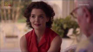 Katie Holmes best scenes as Jackie Kennedy -