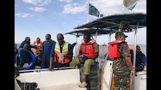 Survivor pulled from capsized Tanzanian ferry as death toll reaches 218 thumbnail
