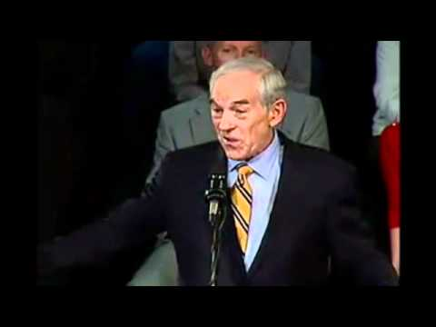 Ron Paul: 2012 announcement speech in Exeter, NH 5/13/2011