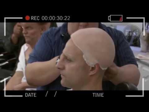 Как снимали фильм Зеленый Фонарь 2011