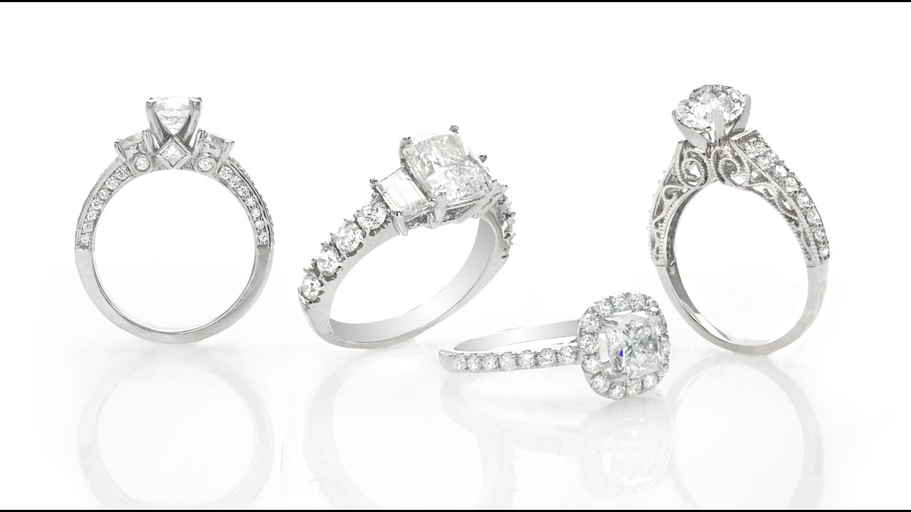 Custom Engagement Rings Houston Inter Continental Jewelers