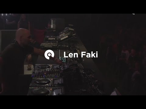 Len Faki @ Awakenings Festival 2016, Day Two Area X