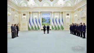 Шавкат Мирзиёев АҚШнинг Фавқулодда ва мухтор элчисини қабул қилди