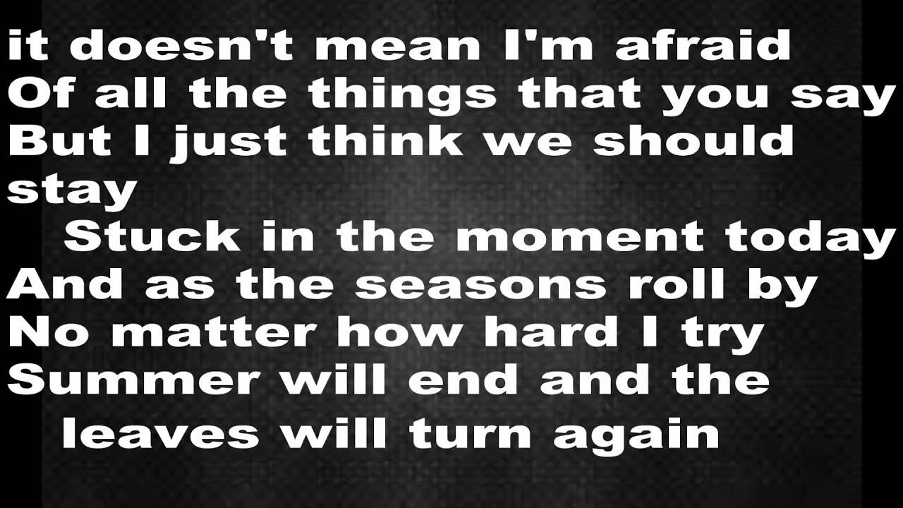 Lyrics to animals adam levine - Maroon5 Fortune Teller Lyrics