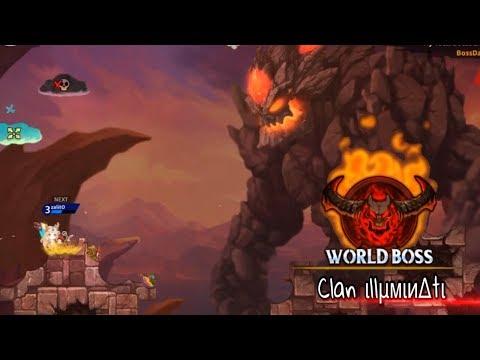 GunboundM ZalitO Clan Illuminati In The World Boss