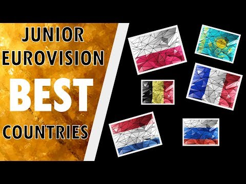 WHAT IS THE BEST COUNTRY IN JUNIOR EUROVISION ? | TOP 39 COUNTRIES | JESC 2003-2018