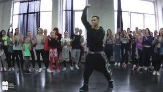 Keri Hilson - Slow Dance choreography by Sisco Gomez - Dance Centre Myway