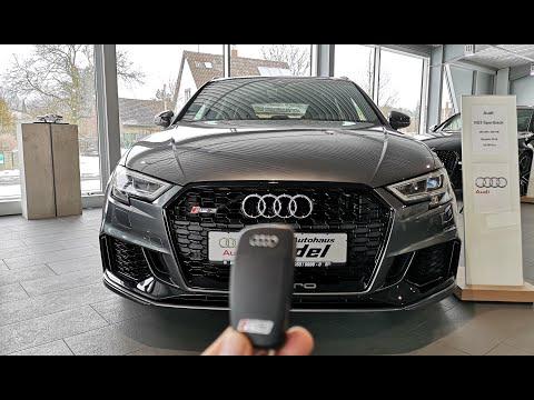 2018 Audi RS3 Sportback 400HP